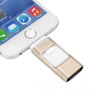 Iphone Memoria De Expansión 64gb Dual Drive Android Usb Otg