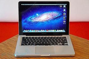 Macbook pro, 13 core I5.