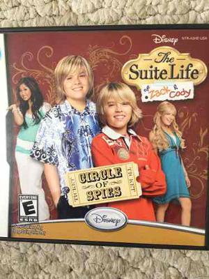 Nintendo Ds Zack And Cody - The Suite Life