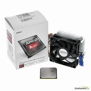 Procesador APU AMD A a 3.7 GHz hasta 3.9 GHz zocalo