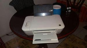 SE VENDE IMPRESORA HP ADVANCE  CON ESCANER FUNCIONANDO