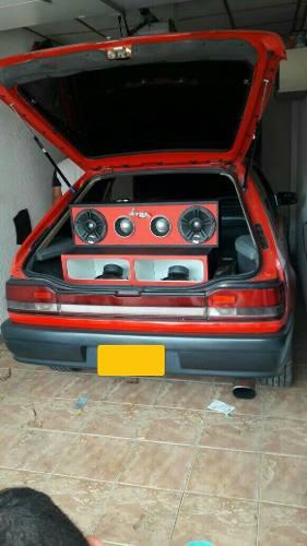 Se Vende Sonido Para Carro En Excelente Condiciones