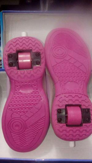 Zapato Patin para Niña