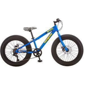 Bicicleta De Grasa Neumático De Todo Terreno 20 Mangosta