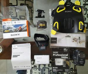 Sony Action Cam Fdrxv