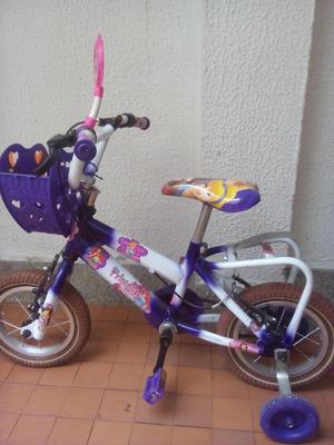 bicicleta y triciclo
