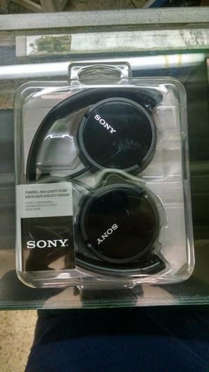 Audifonos Diadema Sony Powerful Originales