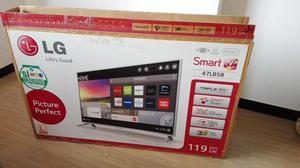 TV LG SMART TV 47 NUEVO