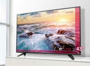 Televisor Lg Smart de 43 Pulgadas
