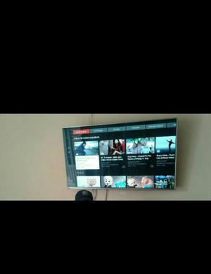 Tv Led Smartv Nuevo de 50 Pulgadas
