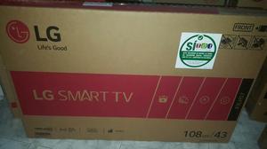 Tv Lg de 43 Pulgadas Smart