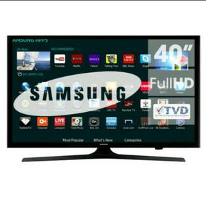 Tv Samsung Smart Tv 40 Nuevo, Empacado
