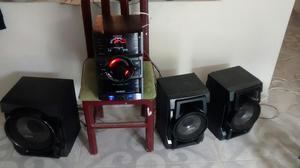 Vendo Equipo de Sonido Sony Génezis