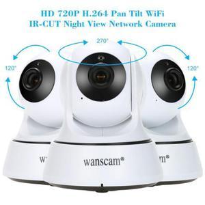 cámara ip wifi de seguridad robotica p2p detección de