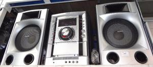 Equipo De Sonido Sony,mp3,modelo Mhcgnx60,con Control,id