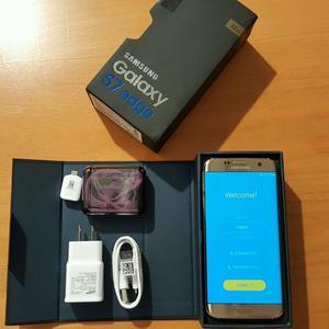 Galaxy S7 Edge. Poco Uso Perfecto Estado Como Nuevo.