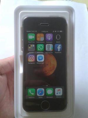 IPHONE 5S 32GB NUEVO 3 MESES GARANTIA