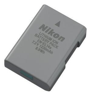 Nikon En El 14a Batería Recargable De Iones De Litio (gris