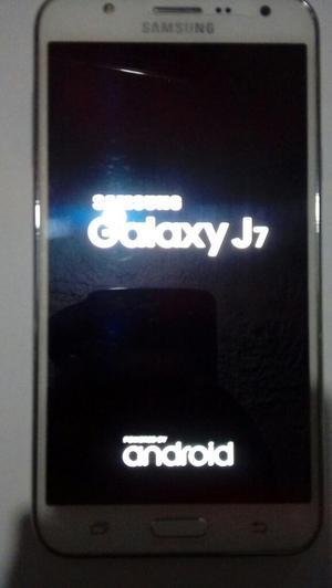 Samsung Galaxy J7 Como Nuevo Es Duos 350