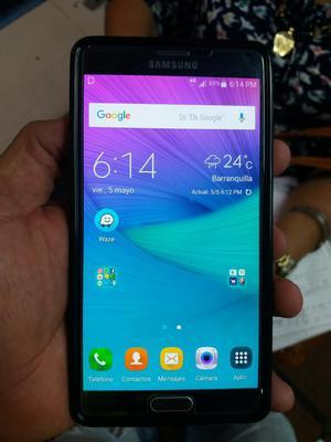 Samsung Note 4 Lector de Huellas