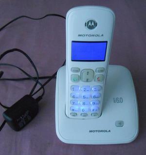 TELÉFONO INALAMBRICO MOTOROLA