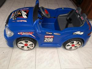 Carro Audi para Niño Electrico