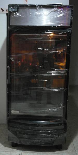 Congelador Vertical en Acero Inoxidable 10 meses de garantia