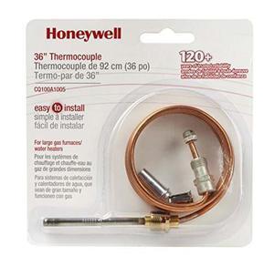 Honeywell Cq100a Pulgadas De Termopar De Repuesto Para Gas