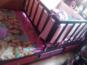 Vendo cama corral en excelente estado