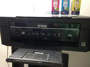 COMBO IMPRESORA EPSON L355 ESCRITORIO PARA PC