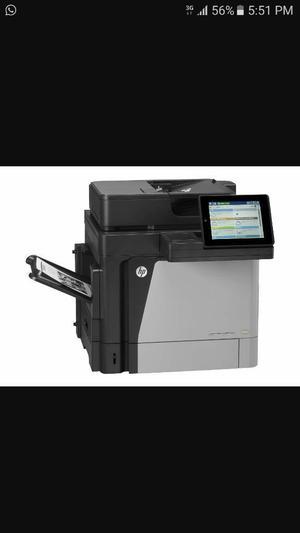 Fotocopiadora Hp Laser Jet Enterprise M