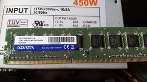 MEMORIA RAM 4 GB DDR GB