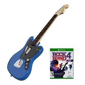 Rock Band Wireless Compite Con Fender Jaguar Bundle Para Xb