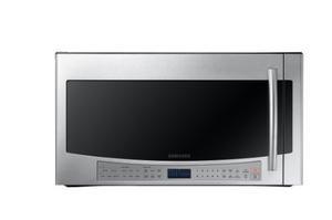 Samsung Me21f606over-el Horno De Microondas Con Sensor De C