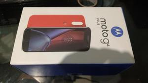 Motorola G4 Pkus Totalmente Sellado