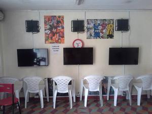 Sala De Vídeo Juegos Para Trasladar