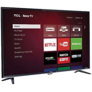 Televisor Tcl sp 60hz Roku Smart Led Hdtv