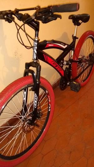 Bici Gw Original con Freno de Disco