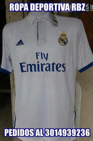 Camisetas Del Real Madrid de Calidad