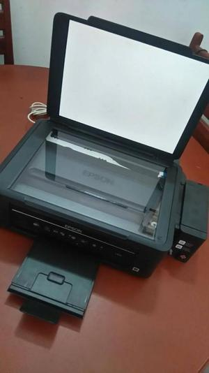 Multifuncional Epson EcoTank L355, Impresora, Copiadora y