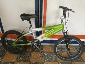 Vendo Bicicleta Cross Marco 20
