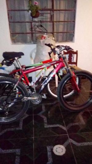 Vendo Bicicleta Marco en Aluminio La Roj