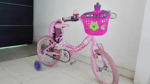 Vendo Hermosa Bicicleta para Niña