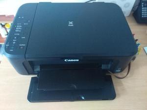 Vendo impresora Canon Recarga Continua