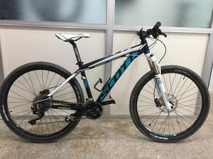 bicicleta scott mtb rin 29 freno hidraulico