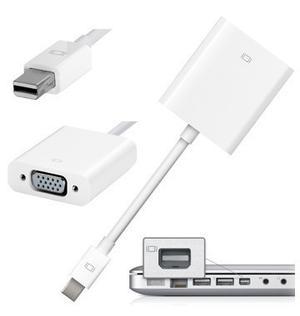 Cable Adaptador Thunderbolt Mini Displayport A Vga - Macbook