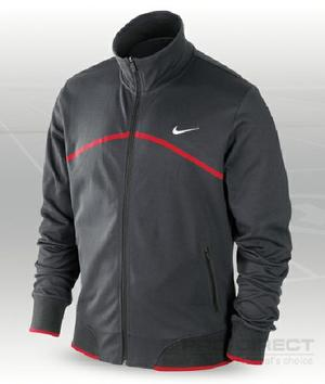 Chaqueta Nike Roger Federer Us Open  Talla M Ref
