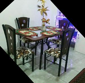 Comedores con Mesa de Vidrio