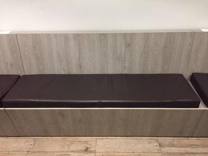 Mesas en madera ideal para negocio cali posot class for Estufas industriales usadas bogota