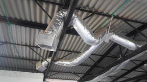 Vendo Ductos Flexibles para aire acondicionado